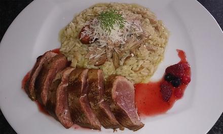 Volta ao Prato — Grândola: menu alentejano para 2 ou 4 com entrada, pratos principais, sobremesas e bebidas desde 19,90€