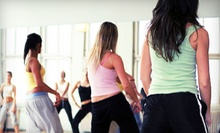 10 or 20 Zumba Classes at Gym 33 (Up to 71% Off)