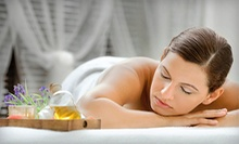 60-Minute Custom Massage with Option for 30-Minute Facial at Utopia Salon and Day Spa (Up to 63% Off)