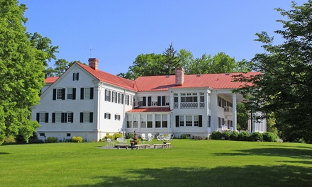 1-Night Stay for Two with Vineyard Passes at Historic Rosemont Manor in Berryville, VA. Combine Up to 5 Nights.
