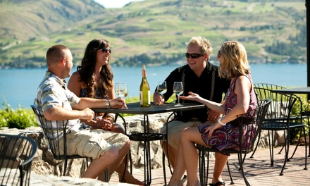 Fall Winery Tour with Lunch and Transportation from Sound Excursions (Up to 31% Off). Two Options Available.