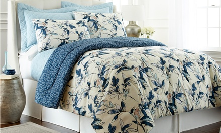 Home Collection 6-Piece Comforter and Coverlet Set