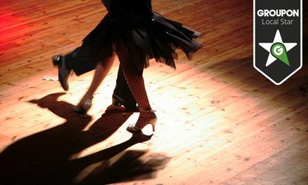 Lisboa em Tango — Santa Apolónia: workshop de tango argentino para uma ou duas pessoas desde 9€