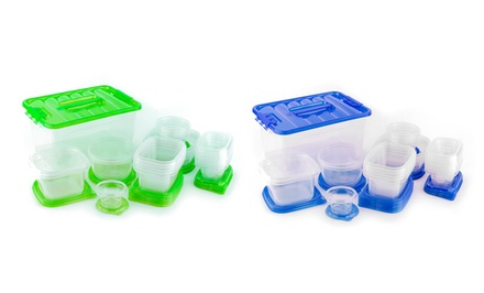 108-Piece Storage-Container Set