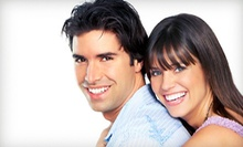 $129 for an In-Office Laser Teeth-Whitening Treatment from Iulia S. Vorobchevici, D.D.S. ($400 Value)