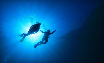 Open-Water, Beginner, or Refresher Scuba Course at Desert Divers (Up to 68% Off)