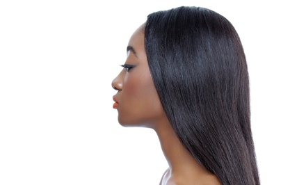 $92.50 for Brazilian Hair Weave Up to 14-Inches Long with Classic Sew-In from Weaves Etc. ($185 Value)