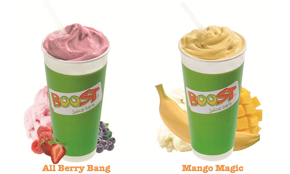 how to make mango magic from boost juice