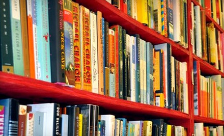 $20 for $40 Worth of Books, DVDs, Games, and CDs at The Last Word