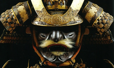 Samurai: The Way Of The Warrior Exhibit for One, Two or Four at Houston Museum of Natural Science(Up to 45% Off)