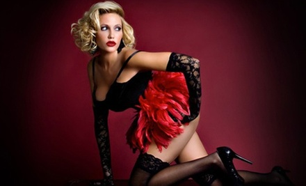 $79 for One-Hour Boudoir Photo-Shoot Package at Sugar and Spice Boudoir Photography ($245 Value)