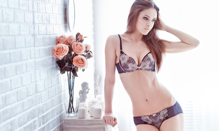 $35for a 90-Minute Boudoir Photo-Shoot Package from All Things Boudoir ($390 Value)