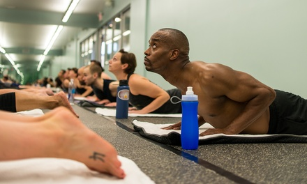 $59 for Six Weeks of Unlimited Hot Yoga and Pilates Classes at The Hot Room ($240 Value)