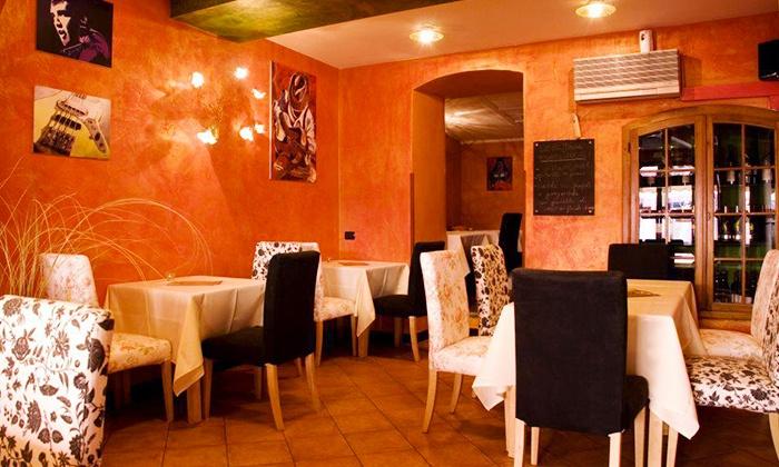 CA DI FERAE - CA DI FERAE: Menu gourmet di pesce e bottiglia di vino a Sestri Levante (sconto fino a 61%)