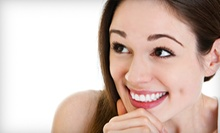 Dental Checkup, Zoom! Teeth Whitening, or Both at Ashburn Dental Care (Up to 80% Off)