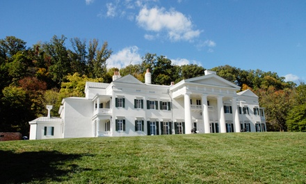 Historical Mansion and Carriage Museum Tour for Two or Four at Morven Park (Up to 48% Off)
