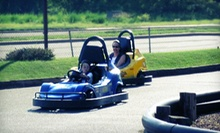 $12 for Five Go-Kart or Bumper-Boat Rides at Lilli Putt Family Entertainment Center ($25 Value)