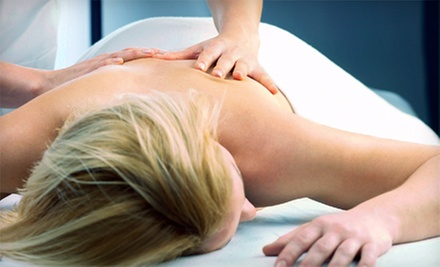 60- or 90-Minute Deep-Tissue Massage at Amache Day Spa and Wellness Center (Up to 52% Off)