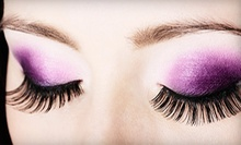 Full Set of Eyelash Extensions with Optional Two-Week Fill at Barbie Lashes (Up to 52% Off)