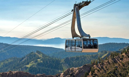 Aerial Tram and Outdoor Activities at Squaw Valley (Up to 50% Off). Six Options Available.