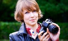 Basic or Advanced Photography Class or Both Classes from SnapShotSandy (Up to 70% Off)