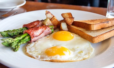 Two Brunch Items With Two Drinks or Four Brunch Items With Four Drinks at Casa Ado (Up to 43% Off)
