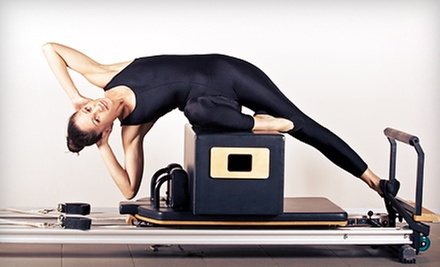 5 Pilates Classes or 10 Fitness Classes at The Pilates Body of Orange County (61% Off)