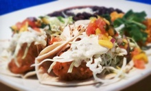 $15 for $30 Worth of Mexican Dinner Cuisine at Azul 17 in Columbia