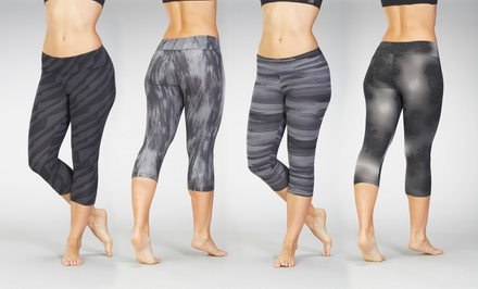 Marika Printed Dry-Wik Leggings. Multiple Styles Available. Free Returns.