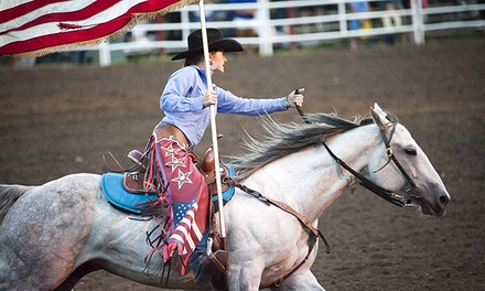 Two or Four Tickets to the Double M Rodeo (Up to 42% Off)