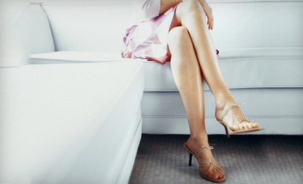 One, Two, or Three Laser Spider-Vein Treatments at JC Laser & Medical Spa (Up to 70% Off)