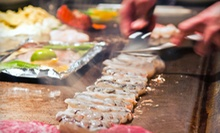 $19 for $38 Worth of Sushi and Hibachi Food at Osaka Sushi and Hibachi