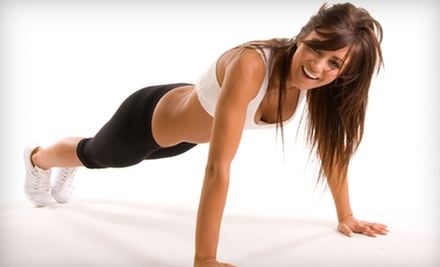One or Two Months of Unlimited Boot-Camp Classes at Fit Body Boot Camp (Up to 84% Off)