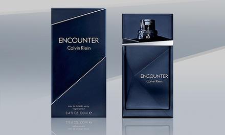 Calvin Klein Encounter Eau de Toilette for Men; 3.4 Fl. Oz.