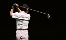 One or Two Hours of Golf-Simulator Play for Up to Four at Hackerz Indoor Golf Lounge (Up to 69% Off)