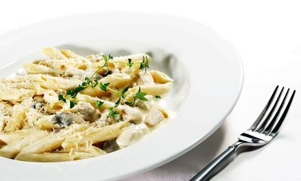 Italian Food and Drinks at Spirito's Restaurant (Up to 50% Off). Two Options Available
