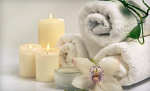 Aromatherapy Massages and Body Wraps at Calm Sensations (Up to 52% Off). Three Options Available.