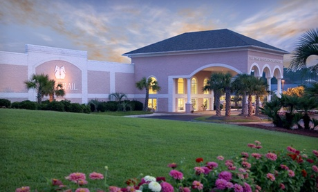 Stay at Sea Trail Golf Resort &amp; Convention Center in Sunset Beach, NC