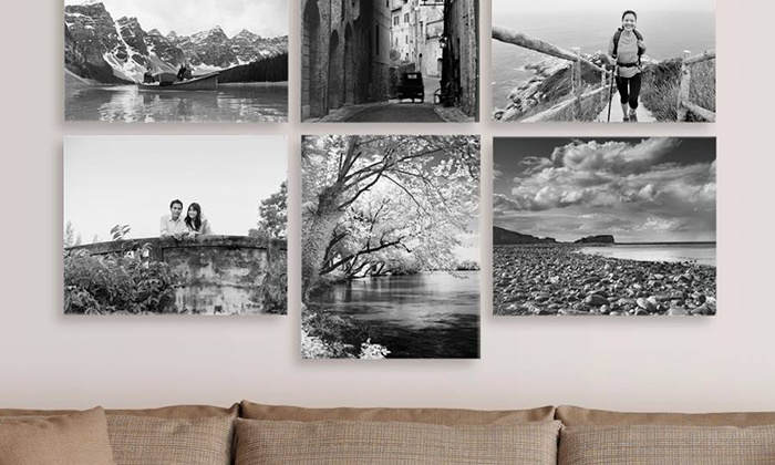 "16""X20"" Gallery-Wrapped Canvas Print"