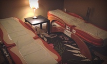 2, 5, or 10 Sessions in Automated Infrared Jade Massage Bed at Relaxing Waters Spa (Up to 58% Off)