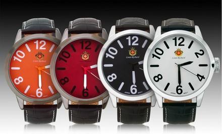 Louis Richard Men's Dalton Watches
