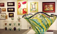 Custom Framing and Restoration Services at The Garden Gallery (Up to 65% Off). Two Options Available.