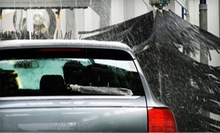 Four or Eight Deluxe Car Washes or a Complete Auto Detail at HWB Car Wash (Up to 60% Off)