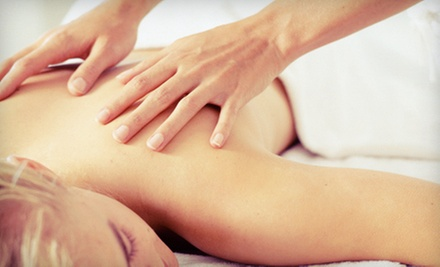Consultation with One, Three, or Five Massages and Adjustments at Chiropractic Family and Sports Injury (Up to 92% Off)