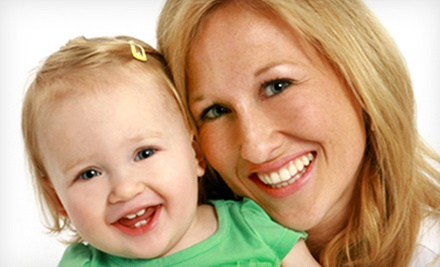 $16 for a Photo Shoot with Eight Photo Sheets at Picture People ($144 Value)
