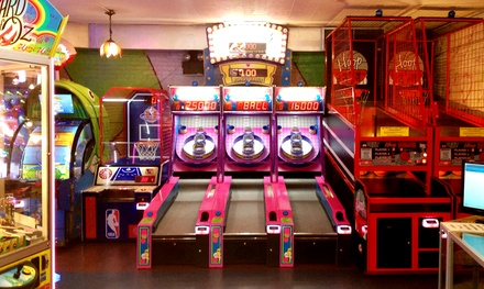 Arcade Play or Two-Hour Child's Birthday Party for Up to 10 at the Chinatown Fair (Up to 60% Off)
