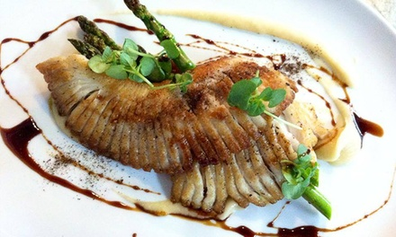 $24 for $40 Worth of Seafood and Global Cuisine for Two at Taita Restaurant
