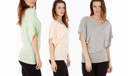 Women's Batwing-Sleeve Casual Tunic