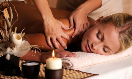 Nail, Hair, Massage, or Skin Package at Aziz Salon and Day Spa (Up to 57% Off)