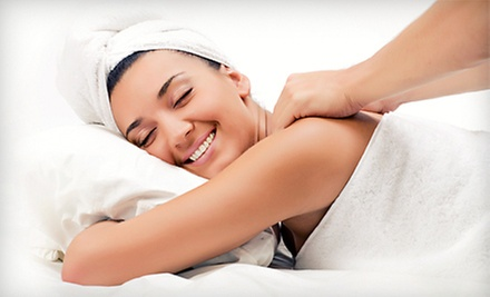 One 60-Minute Swedish or Hot-Stone Massage at Soothing Touch Massage (Up to 63% Off)